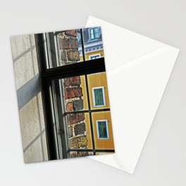Window view 5 Stationery Cards