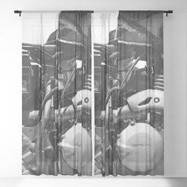 Falcon Nx4 Sheer Curtain