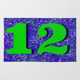 12th Man Rug