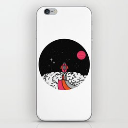 15 Minutes to Mars iPhone Skin