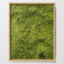 Moss Serving Tray