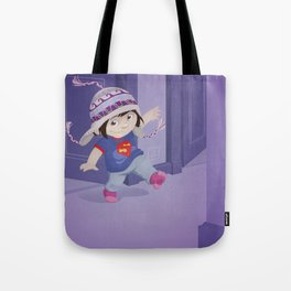 Mummy's hat Tote Bag