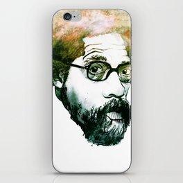 Dr. Cornel Ronald West (born June 2, 1953) iPhone Skin