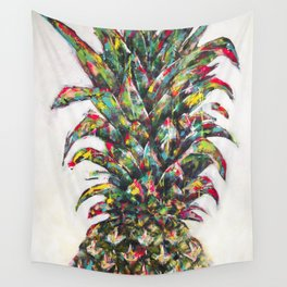 Pineapple no.3 Wall Tapestry