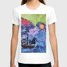 Stormy Sea T-shirt