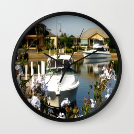 For the Rich & Famous - Paynesville Wall Clock