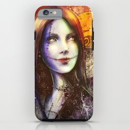 The Rag Doll iPhone Case