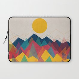 Uphill Battle Laptop Sleeve
