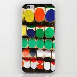 Colourful Circles iPhone Skin