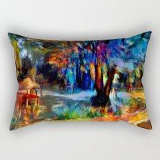 Le bois Rectangular Pillow