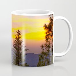 Chalk Bluff Sunset Coffee Mug
