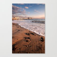 Cromer Pier Canvas Print