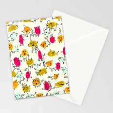 Zoo Stationery Cards