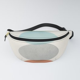 Abstraction_Balance_ROCKS_001 Fanny Pack