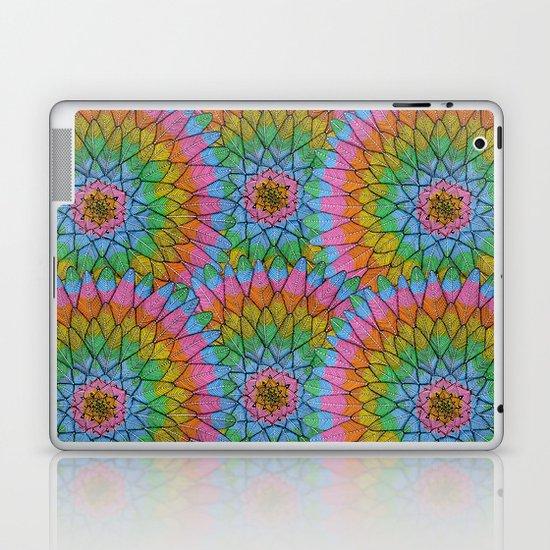 Meditaction Laptop & iPad Skin