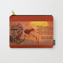 Marlon Brando as Colonel Kurtz Carry-All Pouch