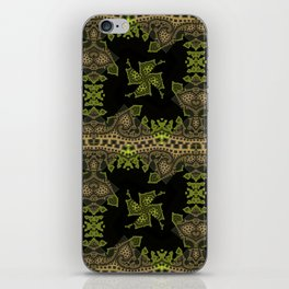 Crystallized Lace iPhone Skin