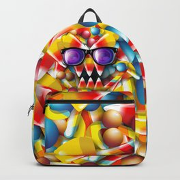 Candy Monster Backpack