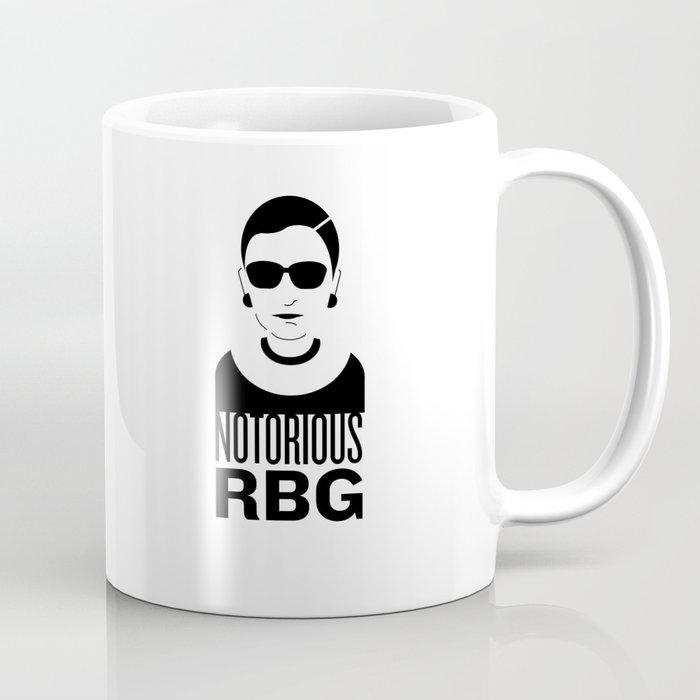 c8a0caf8e70 Notorious RBG Coffee Mug by katiekatherine | Society6