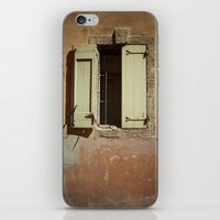 window iPhone & iPod Skins featuring Window by Maria Heyens