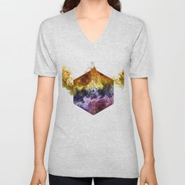 astral Unisex V-Neck
