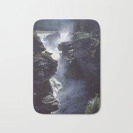 Athabasca Falls 3 Bath Mat