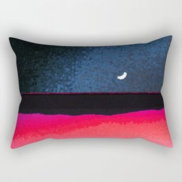 New Moon - Phase III Rectangular Pillow