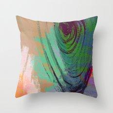 Hangin' Around Throw Pillow