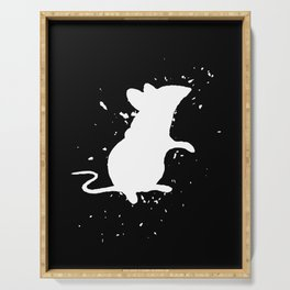 Mice - Graphic Fashion Serving Tray