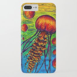 Jelly fish 1  iPhone Case