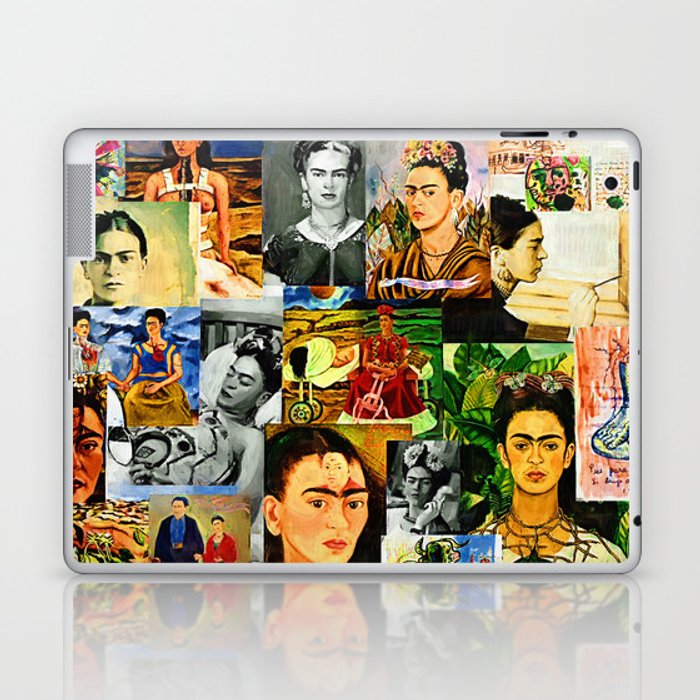 Obsessed with Frida Laptop & iPad Skin