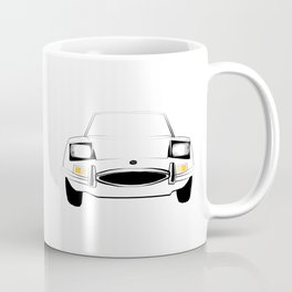 M530 line art Coffee Mug