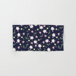 Beautiful delicate floral pattern. Hand & Bath Towel