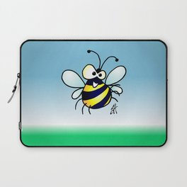Bumbling Bee Laptop Sleeve