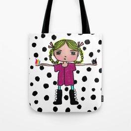Creative Spark Tote Bag