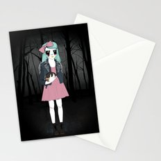 Corpse Paint Stationery Cards