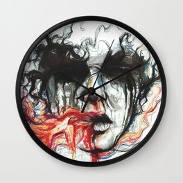 Reborn from the ashes Wall Clock