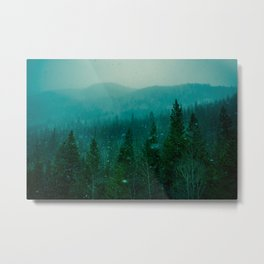 The Dream Mountains of Colorado Metal Print
