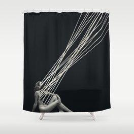 Esplendor Geometrico Shower Curtain