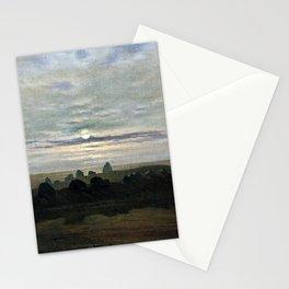 Carl Gustav Carus Stone Age Mound Stationery Cards