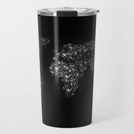 Tiny light spec in the great big universe Travel Mug