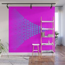Hexagon ! Pattern Wall Mural