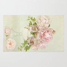 summer bouquet Rug
