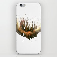 Invisible Demons  iPhone & iPod Skin