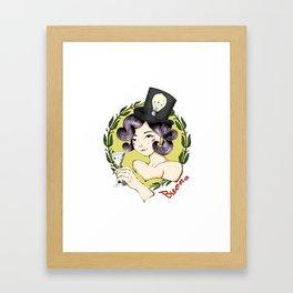 Chappy Bueno Framed Art Print