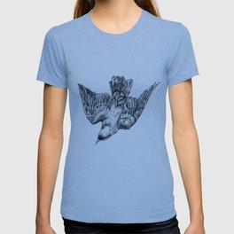 This bird is called a splendid starling T-shirt