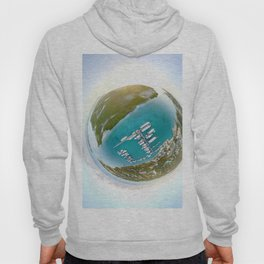 Tiny Planet Turks and Caicos Hoody
