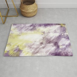 ABSTRACT ART Dream of Paint No. 006 Rug