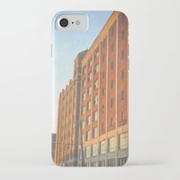 detroit iPhone & iPod Cases featuring DETROIT STRONG by Teresa Chipperfield Studios