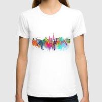 paris T-shirts featuring paris by mark ashkenazi